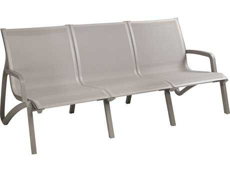 Grosfillex Sunset Loveseat (Sold in 2)