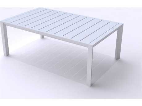 Grosfillex Sunset 24 x 40 Cocktail Table