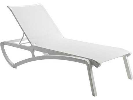 Grosfillex Sunset Chaise Lounge (Sold in 2)
