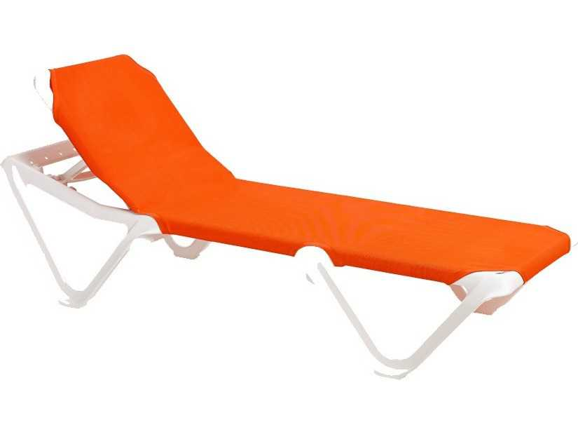 grosfillex nautical sling adjustable chaise sold in 2 us101019. Black Bedroom Furniture Sets. Home Design Ideas
