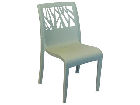 Grosfillex Vegetal Stacking Chair (Sold in 4)
