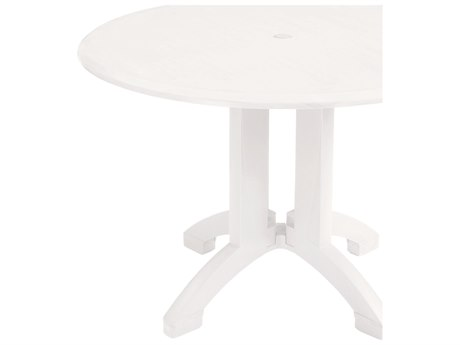 Grosfillex Atlanta Resin 42 Round Table