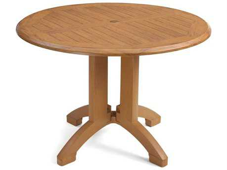 Grosfillex Winston Resin 42 Round Table