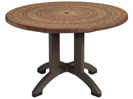 Grosfillex Sumatra 42 Round Table