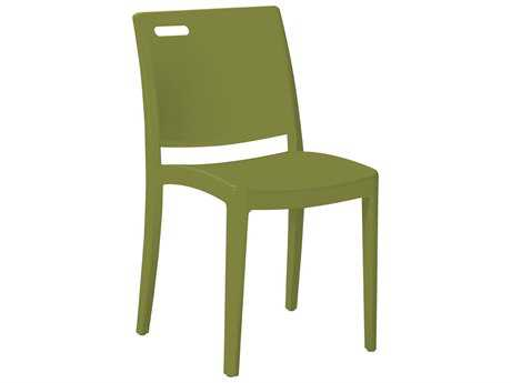 Grosfillex Metro Stacking Chair (Sold in 4)