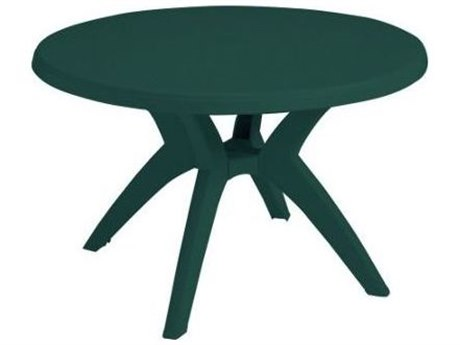 Grosfillex Ibiza 46 Round Pedestal Table