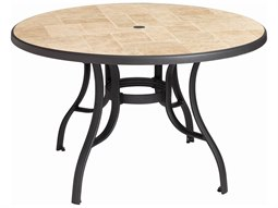 Toscana Decor Top with Charcoal  Legs