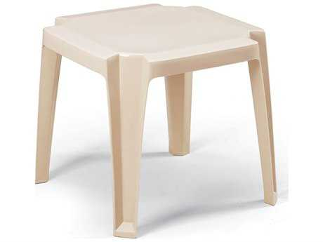 Grosfillex Miami 17 x 17 Low Table (Sold in 6)