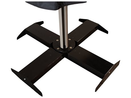 Grosfillex Classic Cross Base for Cantilever Umbrella
