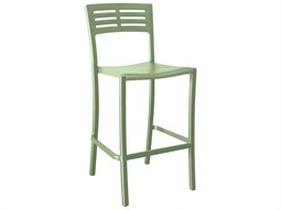 Vogue Armless Barstool (Sold in 8)