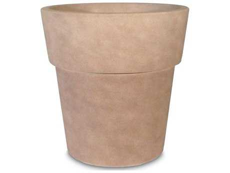 Grosfillex Solta 15 Round Commercial Planter (Sold in 5)