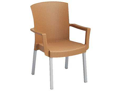 Grosfillex Havana Classic Arm Chair (Sold in 4)