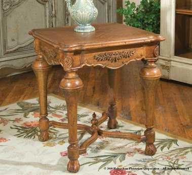 Habersham Claudette 24 Square Lamp Table