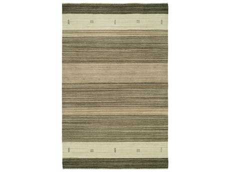 Harounian Rugs Village Rectangular Natural Area Rug