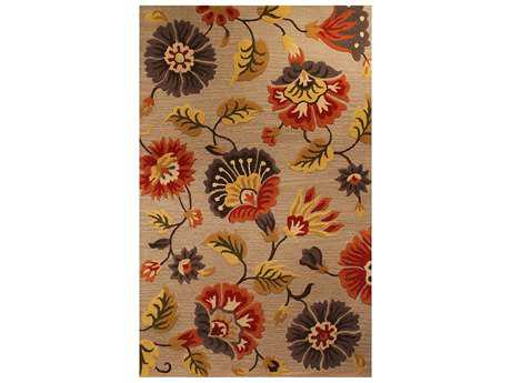 Harounian Rugs Fresco Rectangular Grey Area Rug
