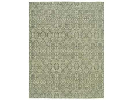 Harounian Rugs Vogue Rectangular Grey & Ivory Area Rug