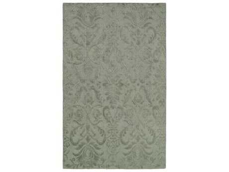Harounian Rugs Atelier Rectangular Light Grey Area Rug