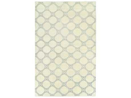 Harounian Rugs Willow Rectangular Beige Area Rug