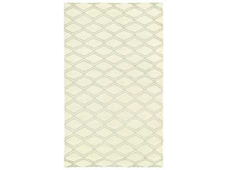 Harounian Rugs Willow Rectangular Cream & Grey Area Rug