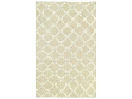 Harounian Rugs Willow Rectangular Cream Area Rug