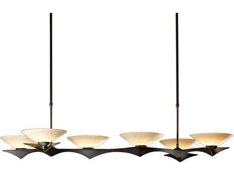 Hubbardton Forge Moreau Six-Light Incandescent Island Light