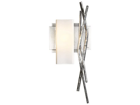 Hubbardton Forge Brindille Incandescent Left Facing Wall Sconce