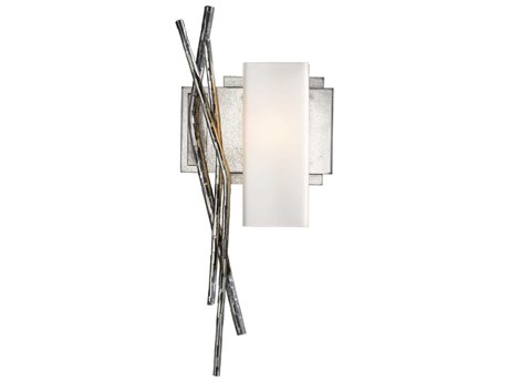 Hubbardton Forge Brindille Incandescent Right Facing Wall Sconce