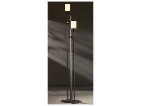 Hubbardton Forge Rook Two-Light Fluorescent Floor Lamp