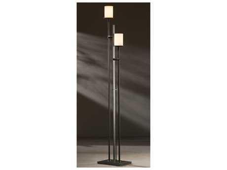 Hubbardton Forge Rook Two-Light Fluorescent Floor Lamp