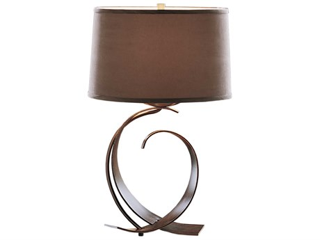 Hubbardton Forge Fullered LED Table Lamp