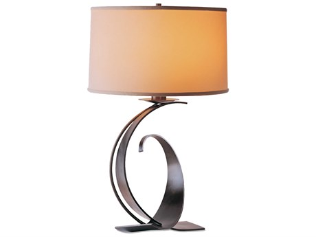 Hubbardton Forge Fullered Incandescent Table Lamp