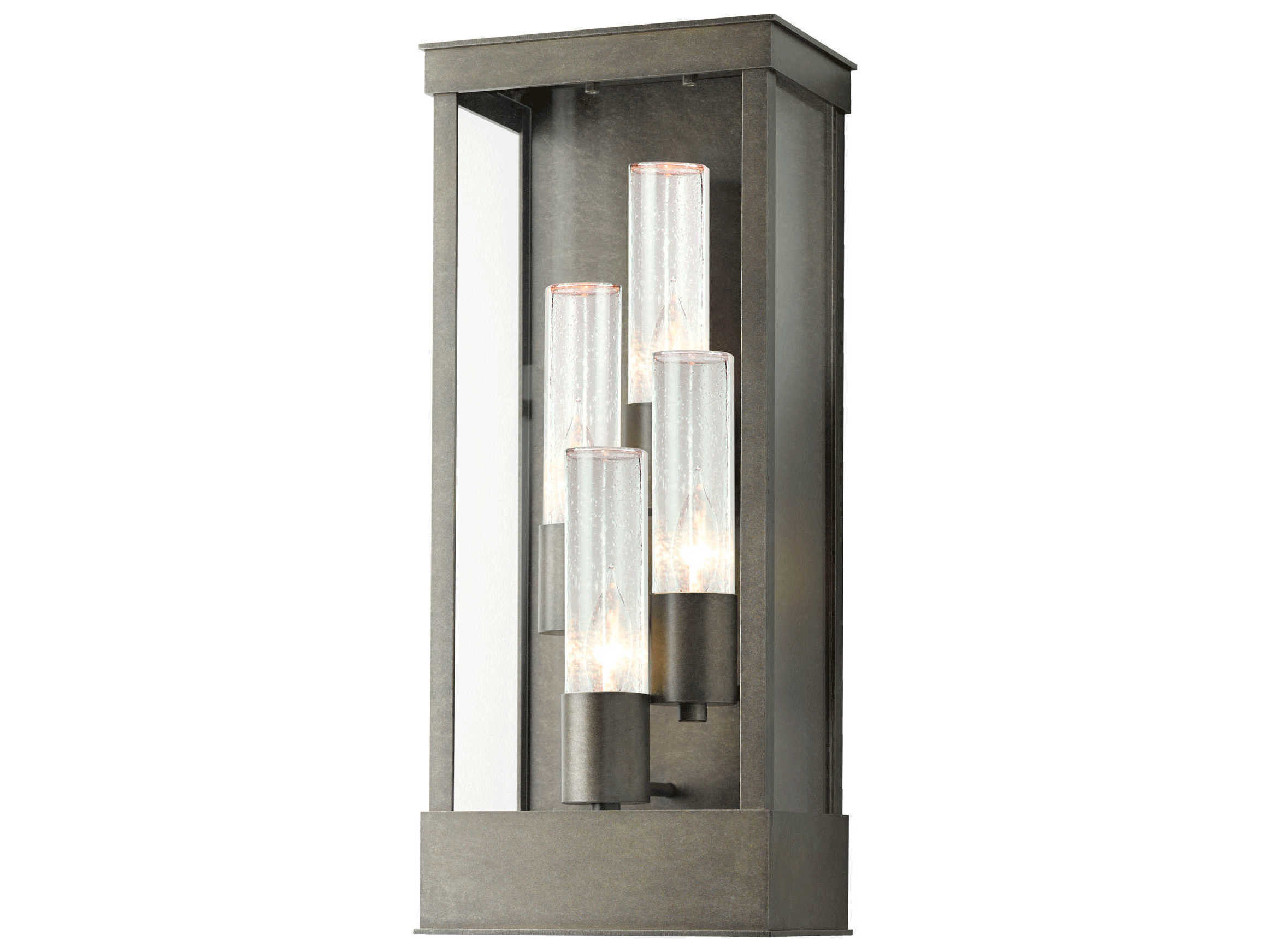 Hubbardton Forge Portico Four Light Outdoor Wall Light 304330