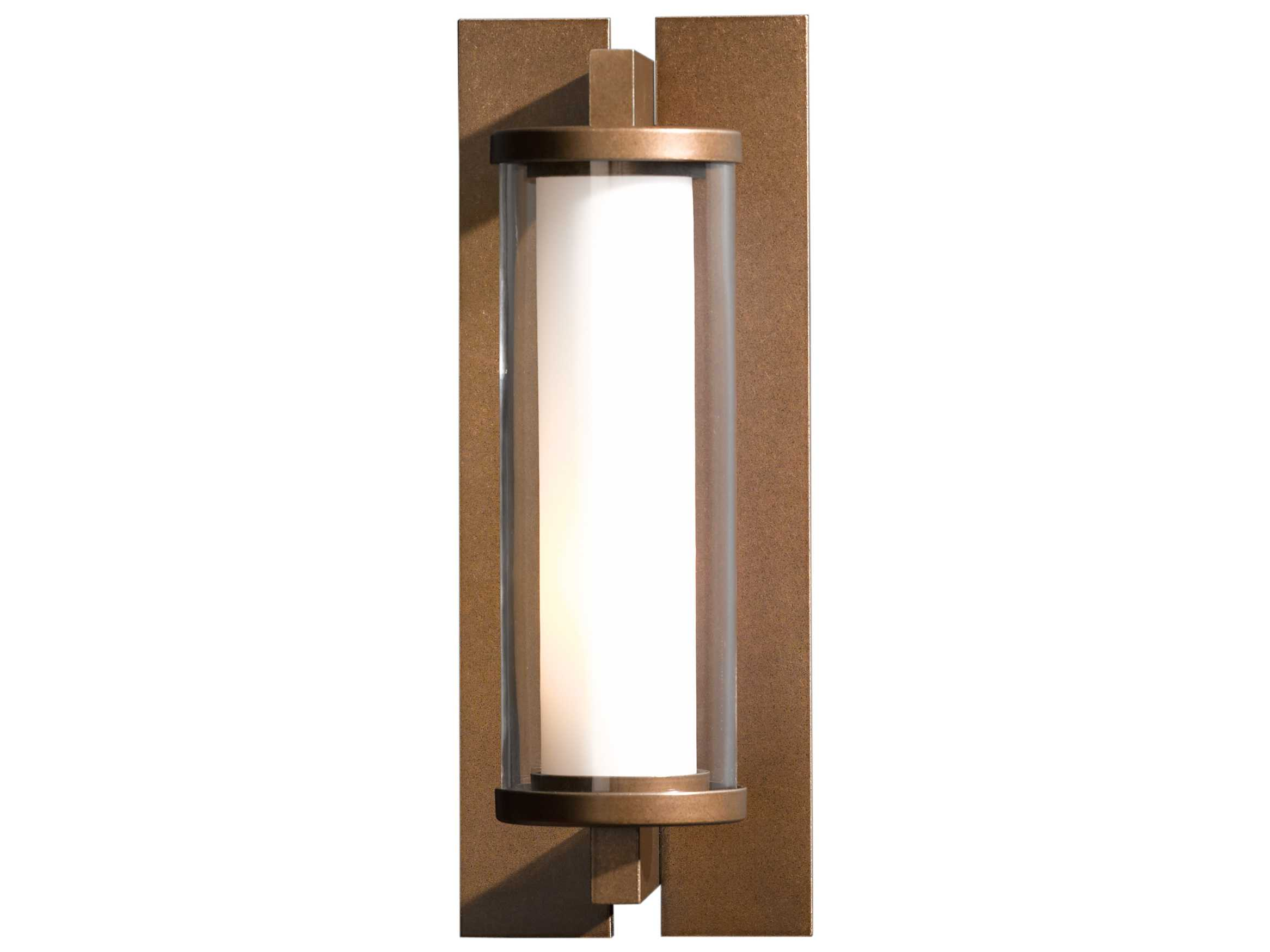Hubbardton Forge Fuse Incandescent Outdoor Wall Light 306450 Zm393