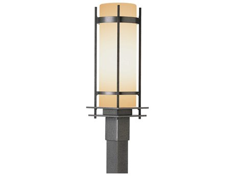 Hubbardton Forge Banded LED Outdoor Post Light