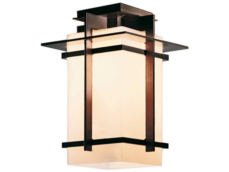 Hubbardton Forge Tourou Incandescent Outdoor Ceiling Light