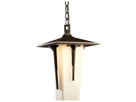 Hubbardton Forge Modern Prairie Incandescent Large Outdoor Hanging Light