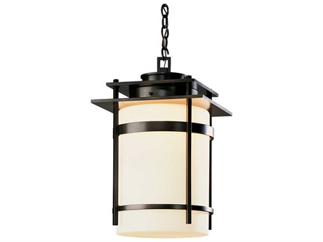 Hubbardton Forge Banded Incandescent Outdoor Hanging Light
