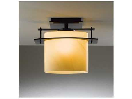 Hubbardton Forge Ellipse Incandescent Outdoor Ceiling Light