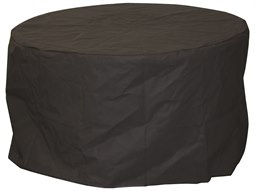 42 Round Fire Table Cover