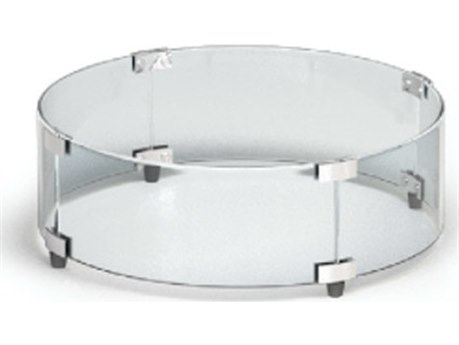 Homecrest Fire Table 22.5 Round Glass Guard