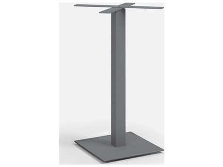 Homecrest Pedestal Aluminum/Steel Balcony Table Base