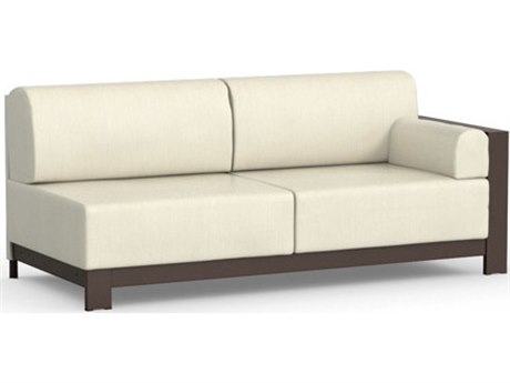 Homecrest Grace Modular Left Arm Sofa PatioLiving