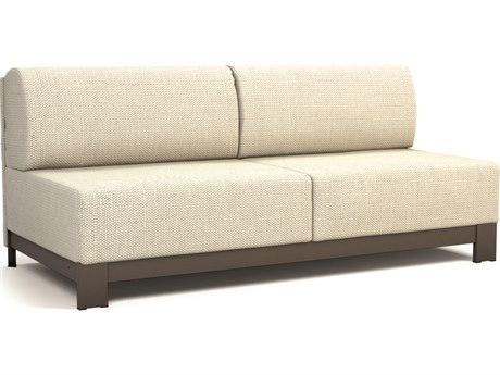 Homecrest Grace Aluminum Modular Sofa