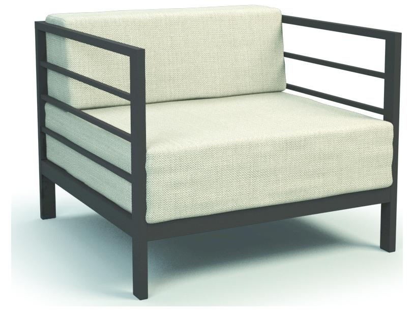 Homecrest allure modular aluminum club chair 1137a - The allure of the modular home ...