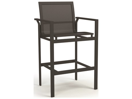 Homecrest Allure Mesh Aluminum Bar Stool