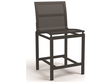Homecrest Allure Mesh Aluminum Counter Stool