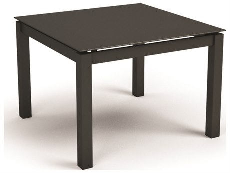 Homecrest Mode Aluminum 30 Square End Table