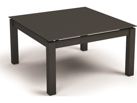 Homecrest Mode Aluminum 30 Square Side Table