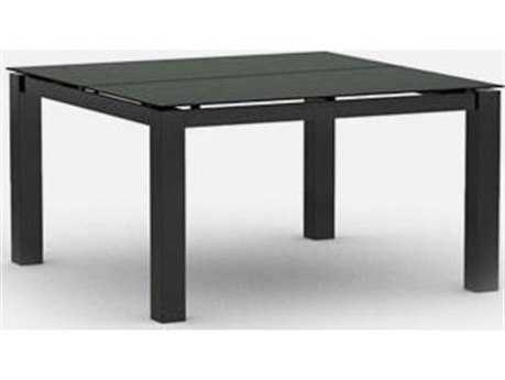 Homecrest Mode Aluminum 44 Square Chat Table