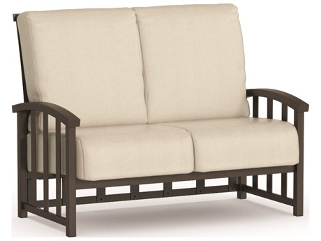 Homecrest Liberty Aluminum Loveseat